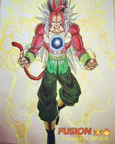Ssj 4 Rycon And Xicor Fusion By Chocolategasmask26 Anime Dragon Ball Super Dragon Ball Super Art Dragon Ball Image
