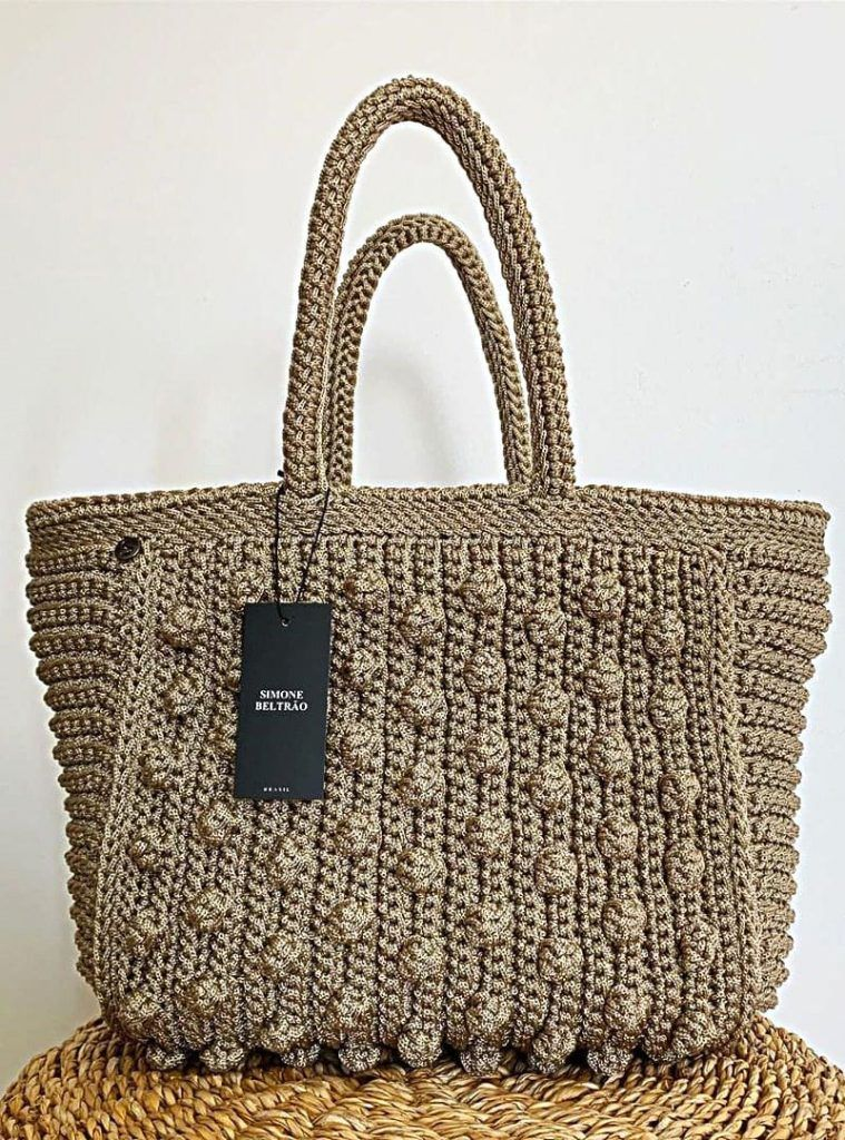 Crochet Bag Models Worth Seeing In August 2019 – Page 10 of 40