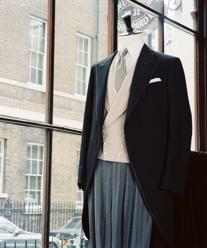 Anderson & Sheppard, Savile Row Tailors | Well dressed men