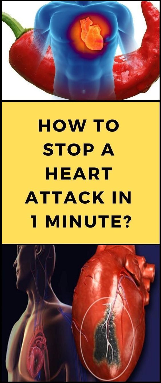 The most effective method to STOP A HEART ATTACK IN 1 MINUTE – Fitness Viralho... -  The most effect...