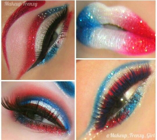 4th makeup looks