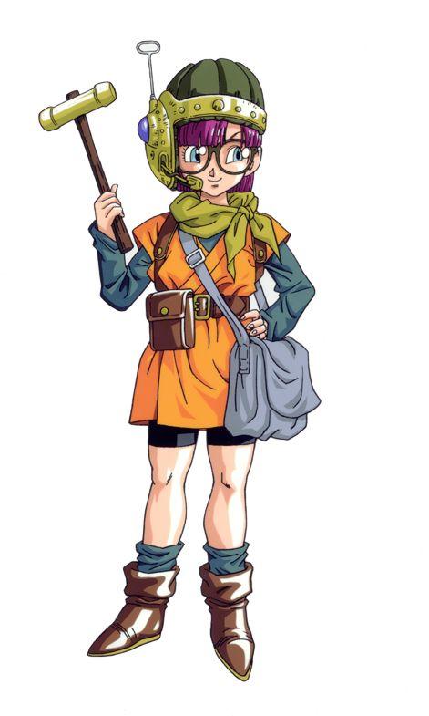 Lucca - (Chrono Trigger) one of my favorite games ever!