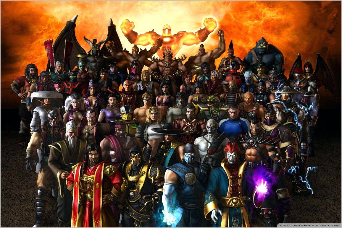 Mortal Kombat Wallpaper 4k For Windows In 2020 Mortal Kombat Tomb Raider Cosplay Wallpaper