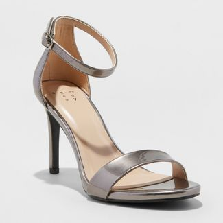 4dff150780d High Heels & Pumps : Target | Style in 2019 | Pewter shoes, Pumps ...