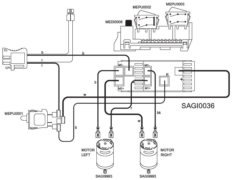Peg Perego Tractor Wiring Diagram  Trusted Wiring Diagrams