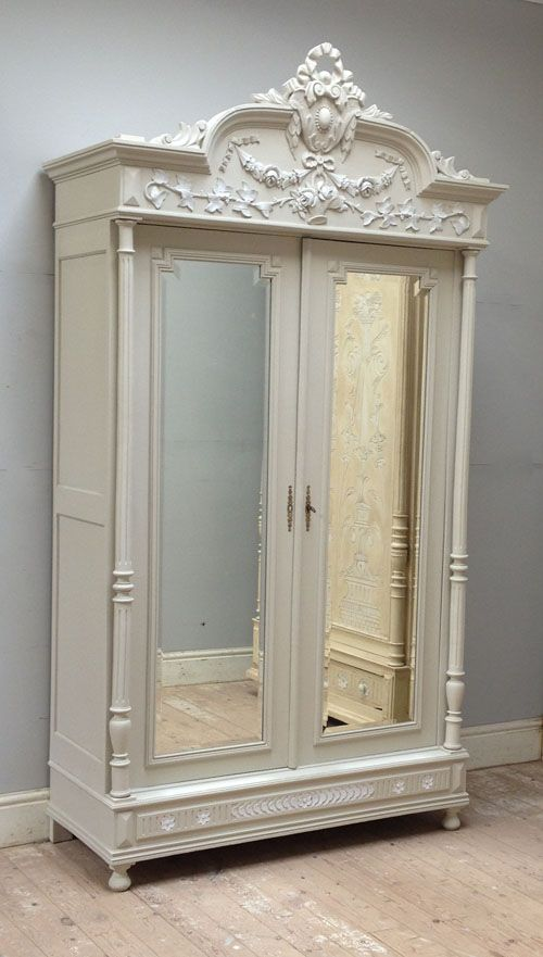 Muebles antiguos   ROPEROS   Pinterest   Armoires, Cupboard and ...