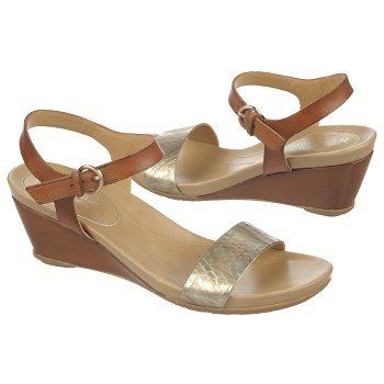 Women's Naturalizer Salma Tan LthrGold Snake Naturalizer