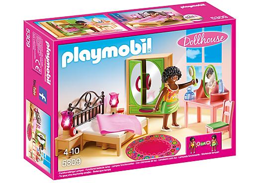 Afbeelding van Playmobil Dollhouse 5307 Badkamer met bad op pootjes ...