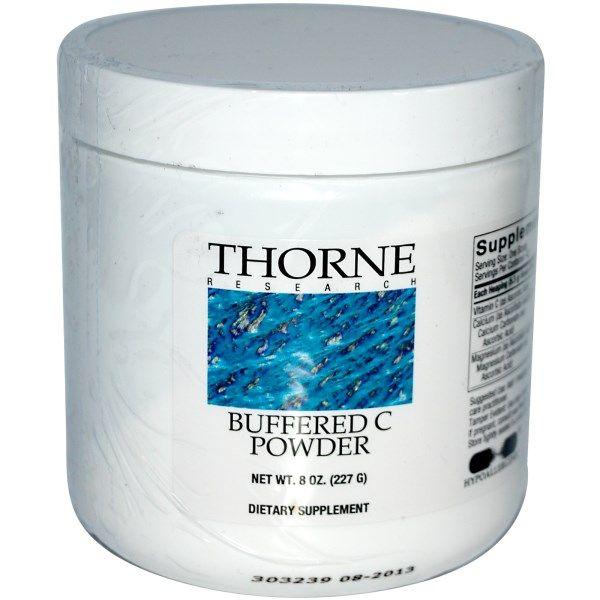 Thorne Research, Buffered C Powder, 8 oz (227 g) 5900