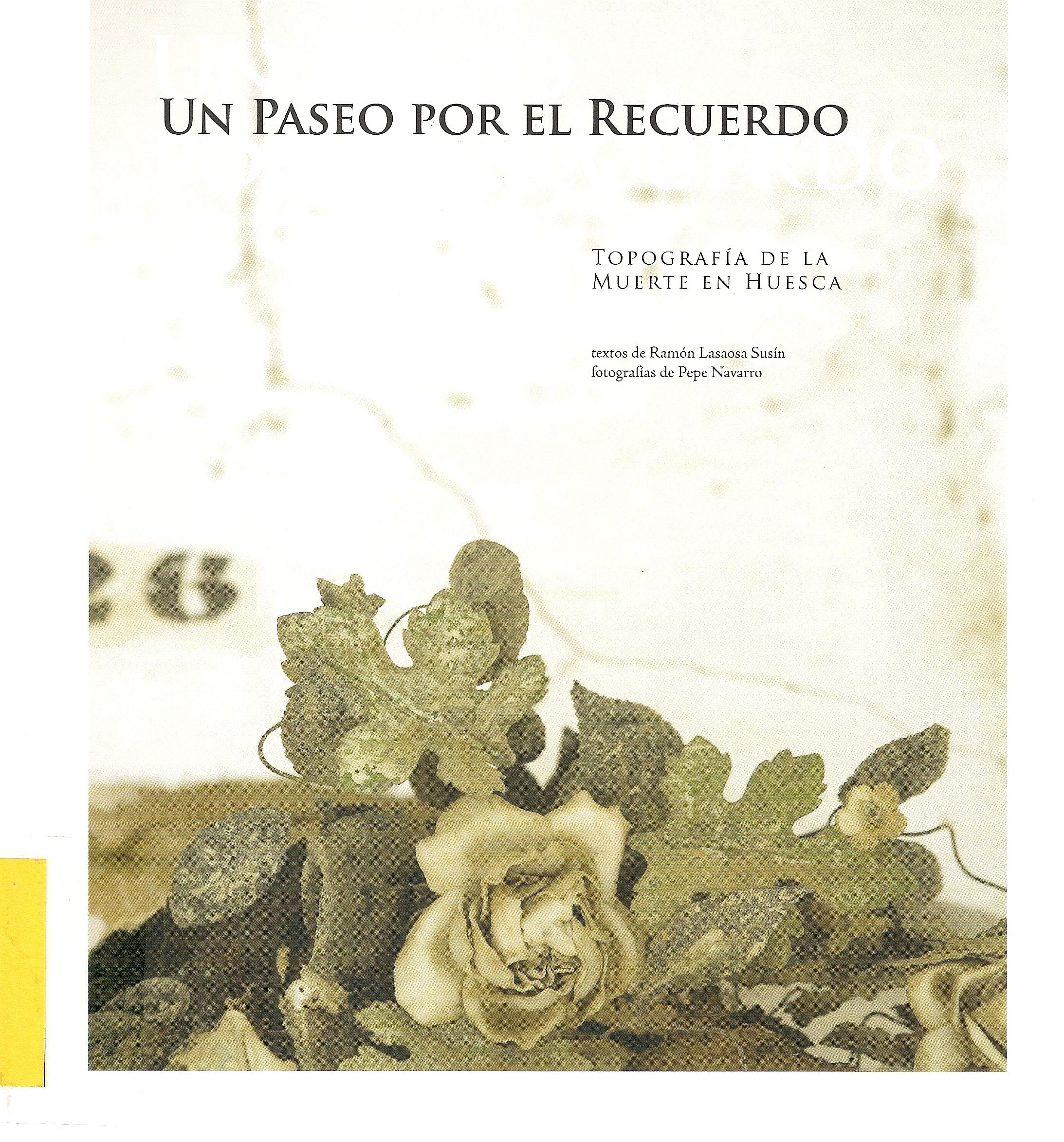 Del 1 al 8 de noviembre Un paseo por el recuerdo, un espacio para la memoria, el lugar del tiempo sin tiempo   Rafael Argullol http://roble.unizar.es/record=b1480761