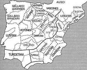 Ancient Spain The Ancient Celtiberian World The Tribes Of