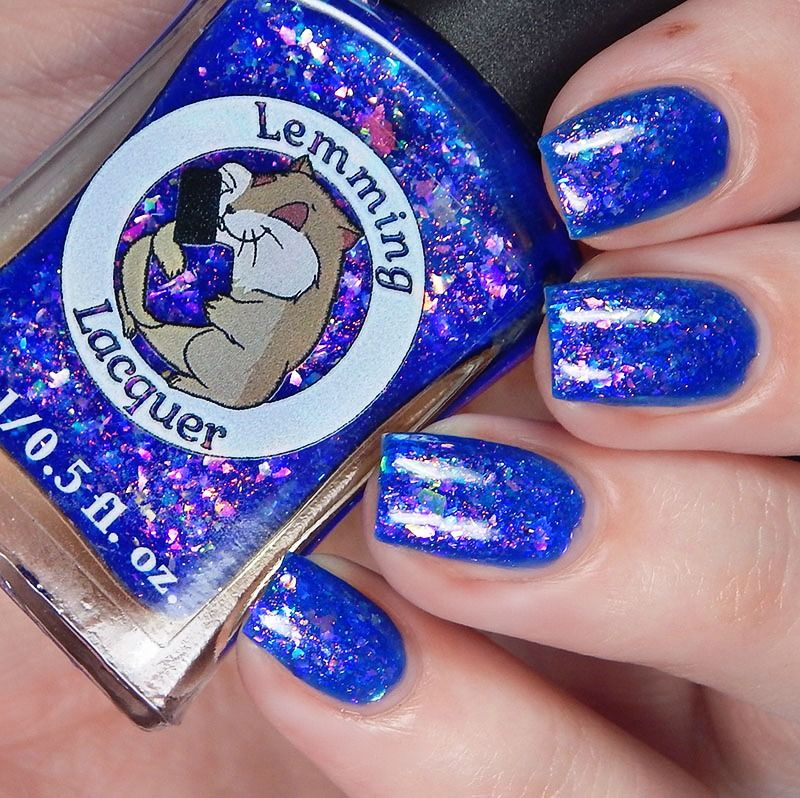 Lemming Lacquer Halloween 2019 Collection Swatches and