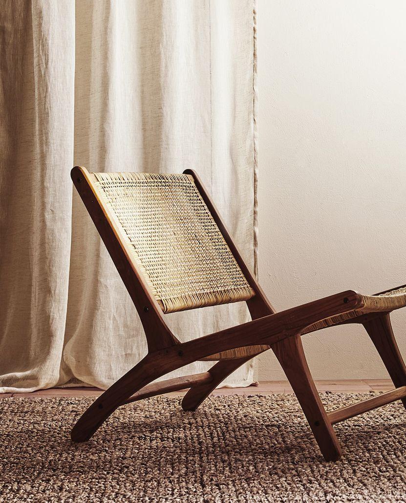 Mes 10 Coups De Coeur Deco Dans La Derniere Collection Zara Home Chaise Rotin Mobilier De Salon Chaise Deco