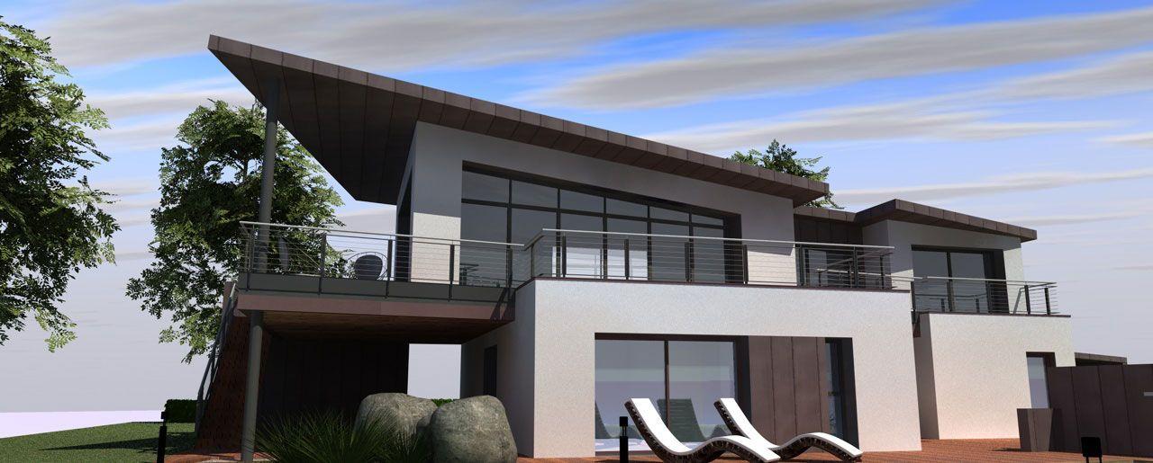 GAB constructeur, votre partenaire pour la Construction de votre - faire une maison avec sketchup