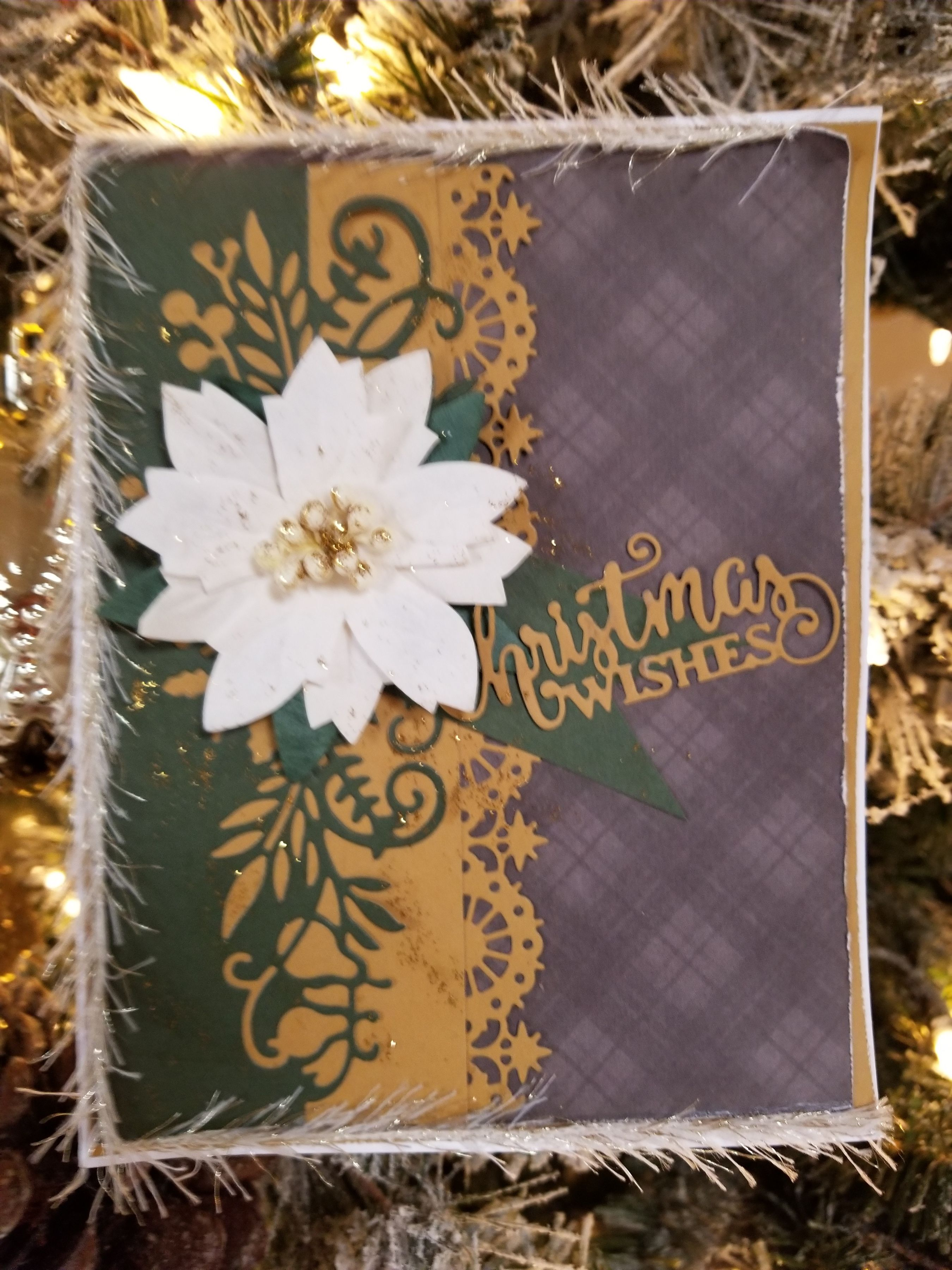 Christmas Wishes Card Christmas wishes