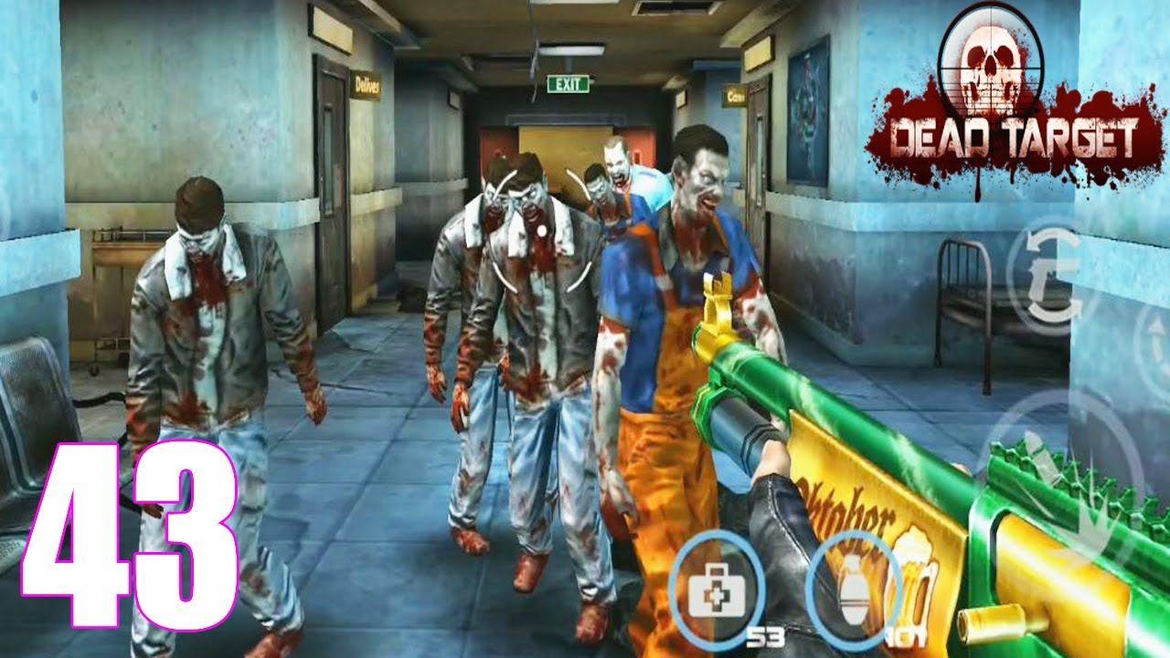 Dead target game offline zombie shooting fps survival in
