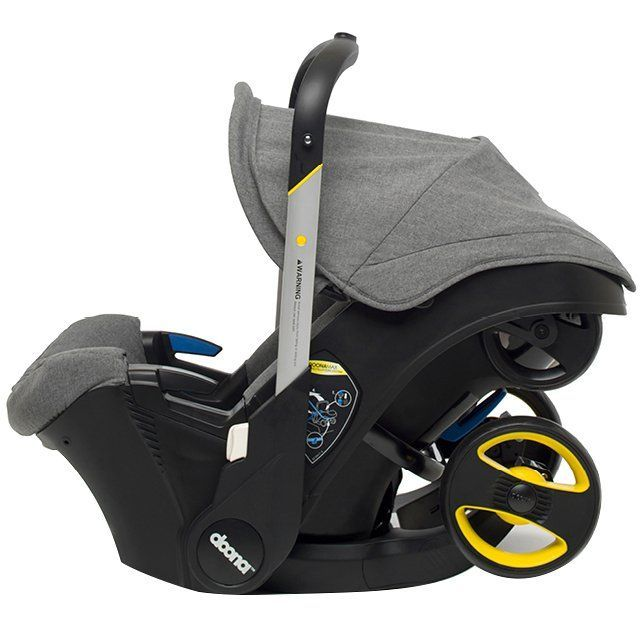 Doona Infant Car Seat And Stroller, $499 Mbeans.com