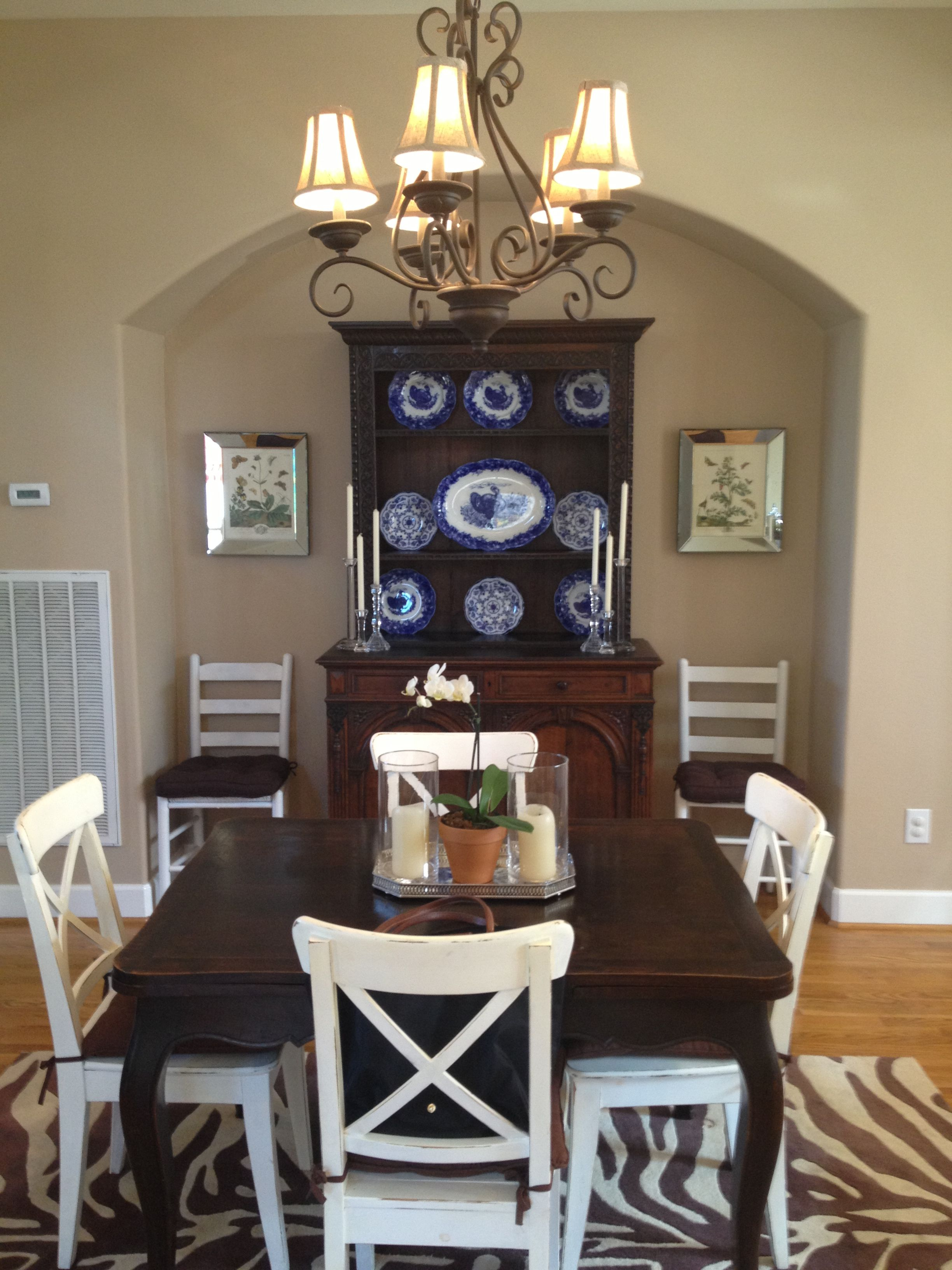 dining room table and hutch dining room renovation pinterest