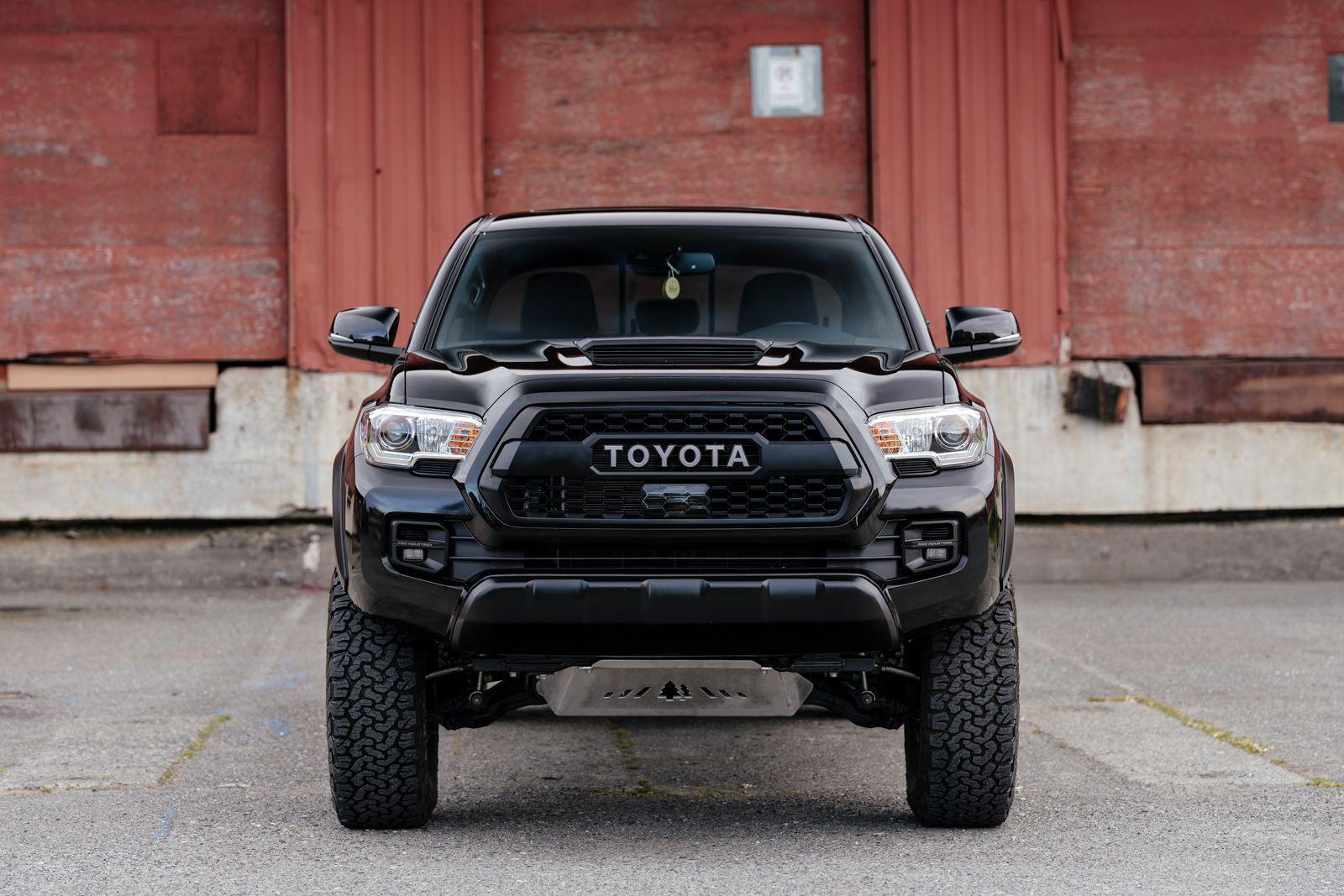 2018 Toyota Tacoma Trd Sport Custom Silver Arrow Cars Ltd Toyota Tacoma Trd Sport Toyota Tacoma Tacoma Trd
