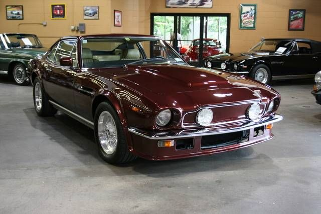 1986 Aston Martin V8 Vantage Coupe For Sale Hemmings Motor News Aston Martin V8 Aston Martin Aston Martin Cars