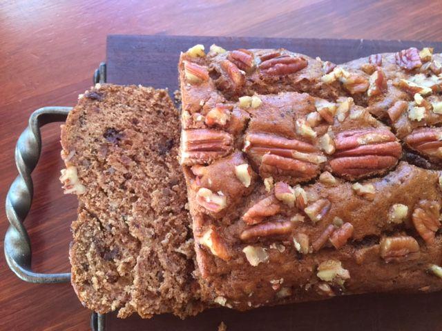 Additive free recipes - Banana bread