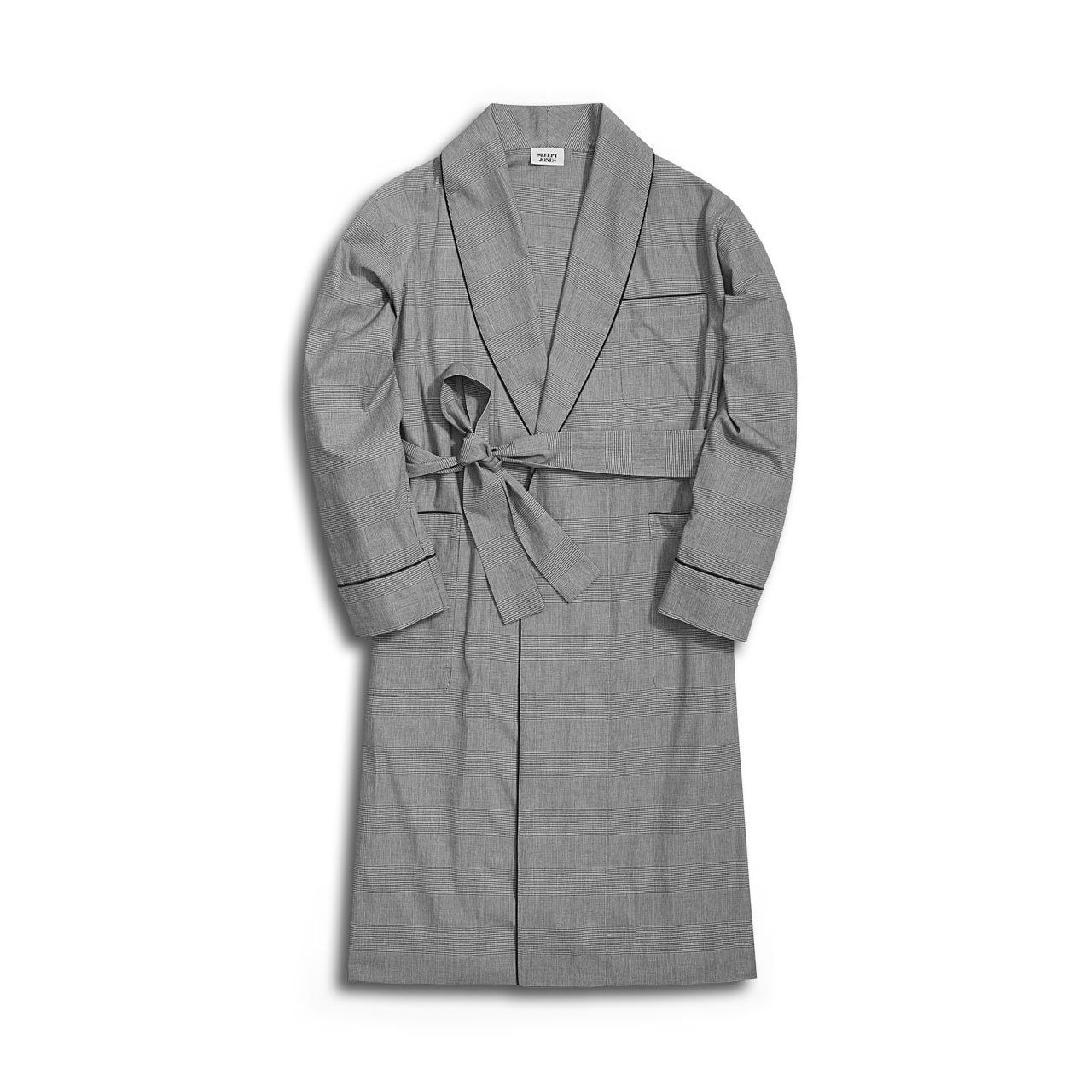 Sleepy Jones Glenn Robe in 2020 Mens cotton pajamas