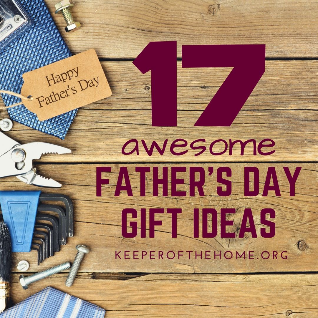 17 Awesome Father's Day Gift Ideas | Fathers day gifts, Unique gifts for dad, Unusual gifts for her