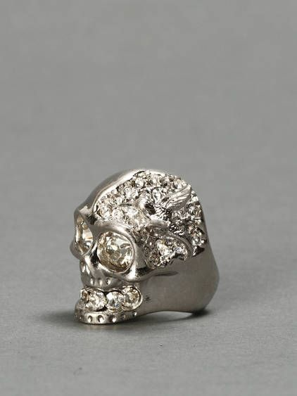 ALEXANDER MCQUEEN RING - ANTONIOLI OFFICIAL WEBSITE