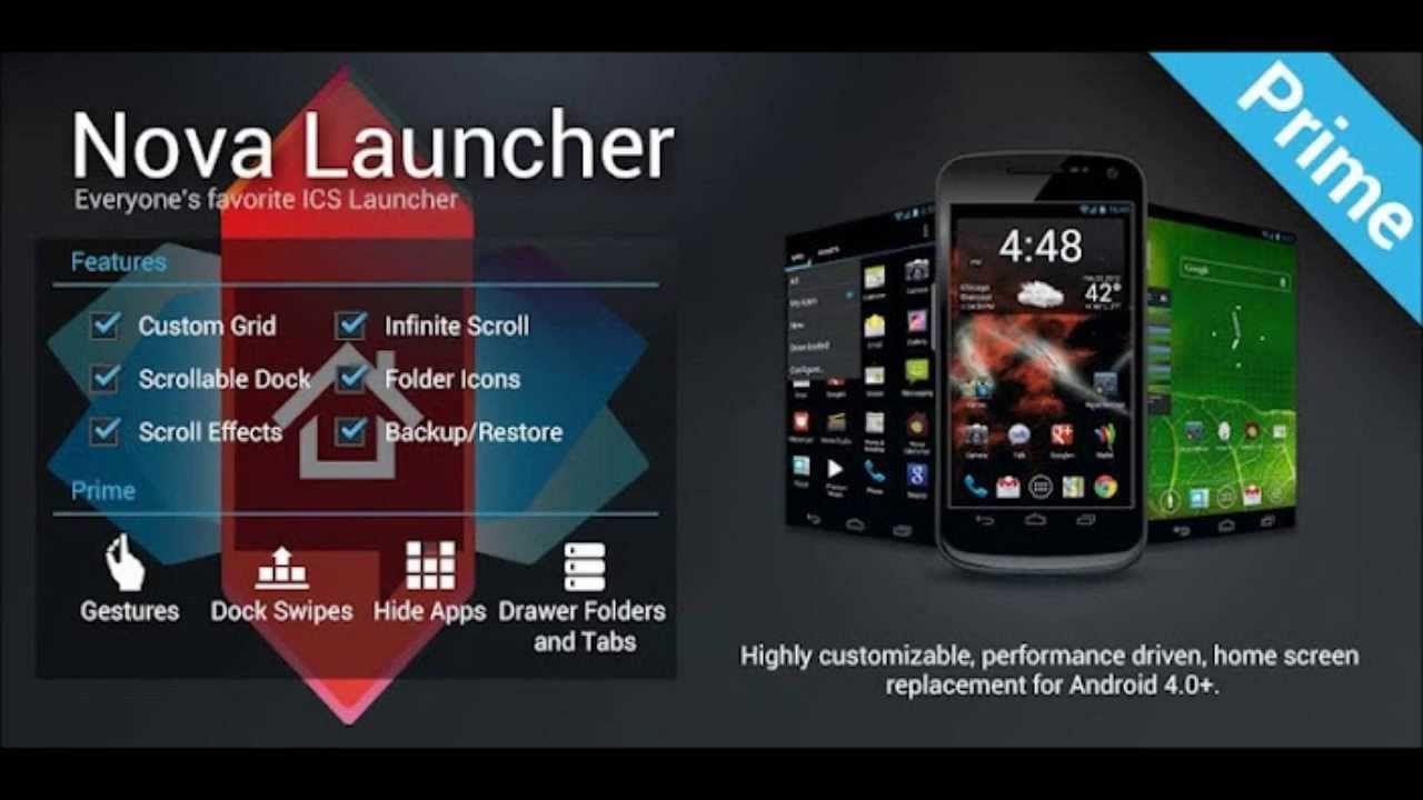 Nova Launcher Prime Apk App 1 3 2 Final Bitlade Nova Launcher Nova Hide Apps