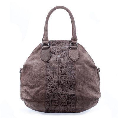 Walk Arrive Genuine Leather Women Handbag Shoulder Bag Brand Design Oracle Embossed Leather Shell Bag Fashion Purse