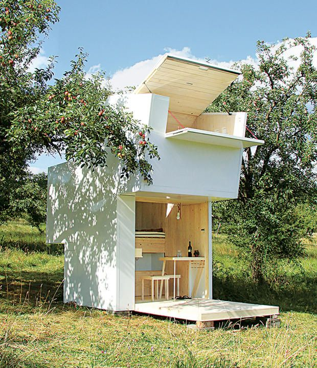 8 Tiny Dwellings That Make Downsizing Look Awesome Tiny