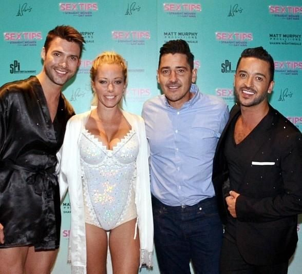 New Kids On The Block S Jonathan Knight Attends Kendra Wilkinson