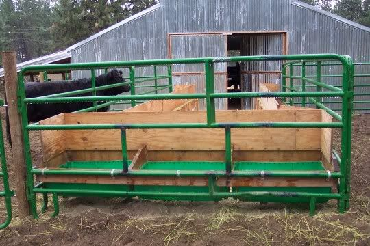 Feed Bunk For Cattle Google Search Cows On The