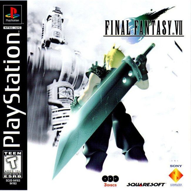 The first game that I ever played all the way through, and it still holds up!