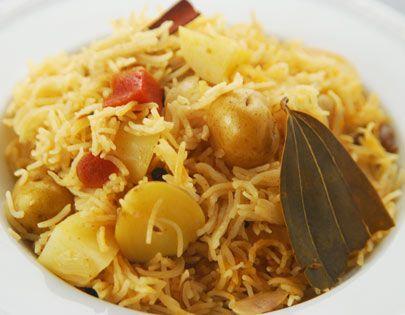 Achari aloo ki tahiri sanjeev kapoor baby potatoes and rice achari aloo ki tahiri sanjeev kapoor baby potatoes and rice cooked with mixed forumfinder Gallery