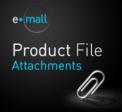 Easy to attach files to any product in Magento store. Present product brochure, product manual, product tech specs document with this awesome extension.
