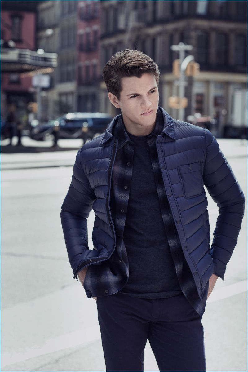 Slate Amp Stone Takes To Downtown New York For Fall Campaign