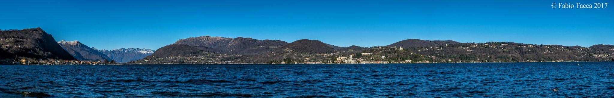 https://flic.kr/p/RDhWPh | Lago d'Orta | Il Lago d'Orta visto da Lagna