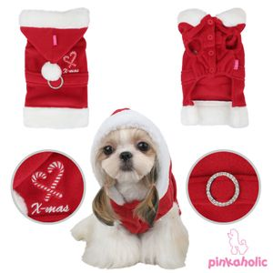 Free Dog Clothes Patterns Santa Claus dog outfit patterns  sc 1 st  Pinterest : free dog costume patterns  - Germanpascual.Com