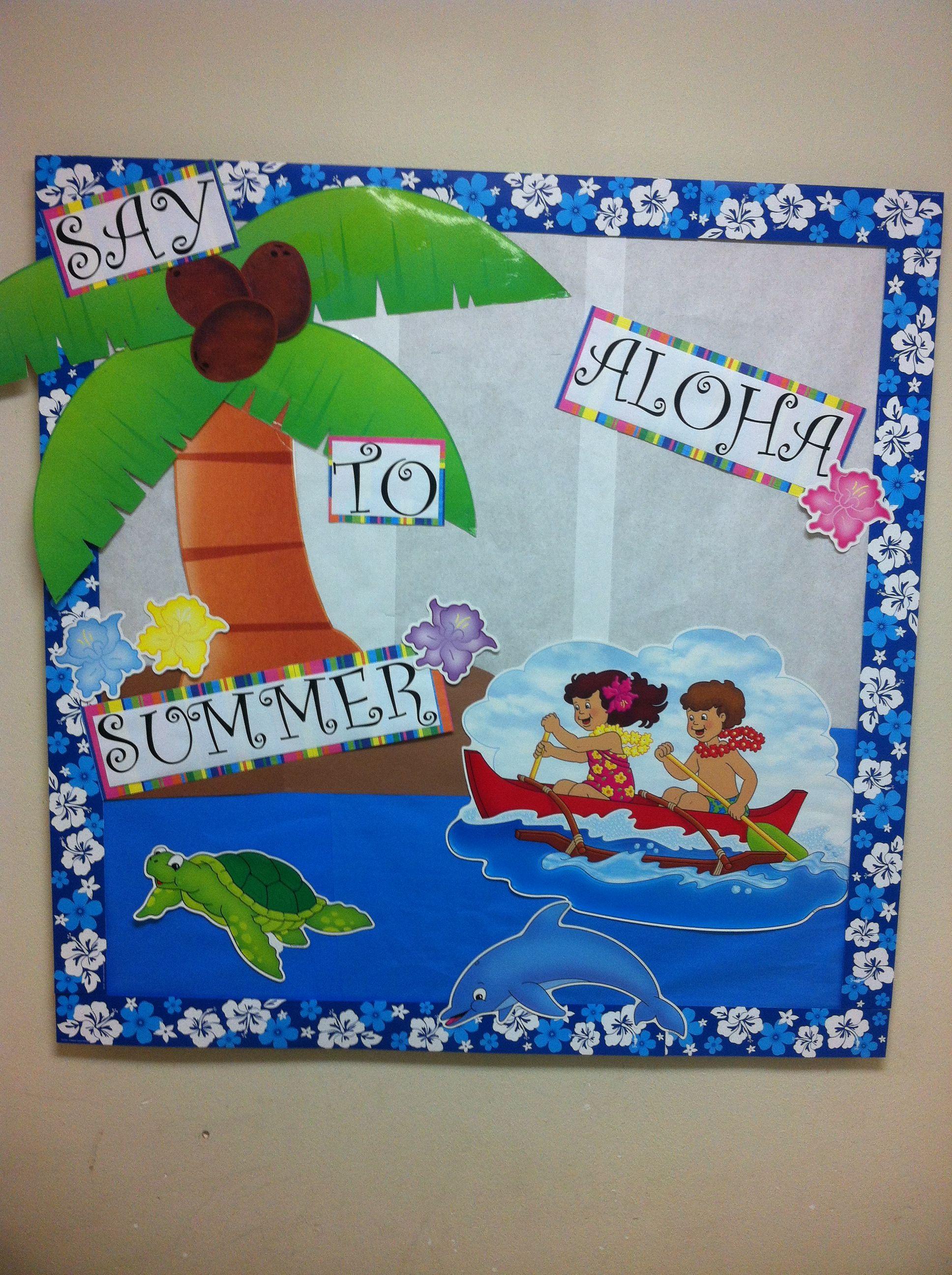 Hawaiian Bulletin Board