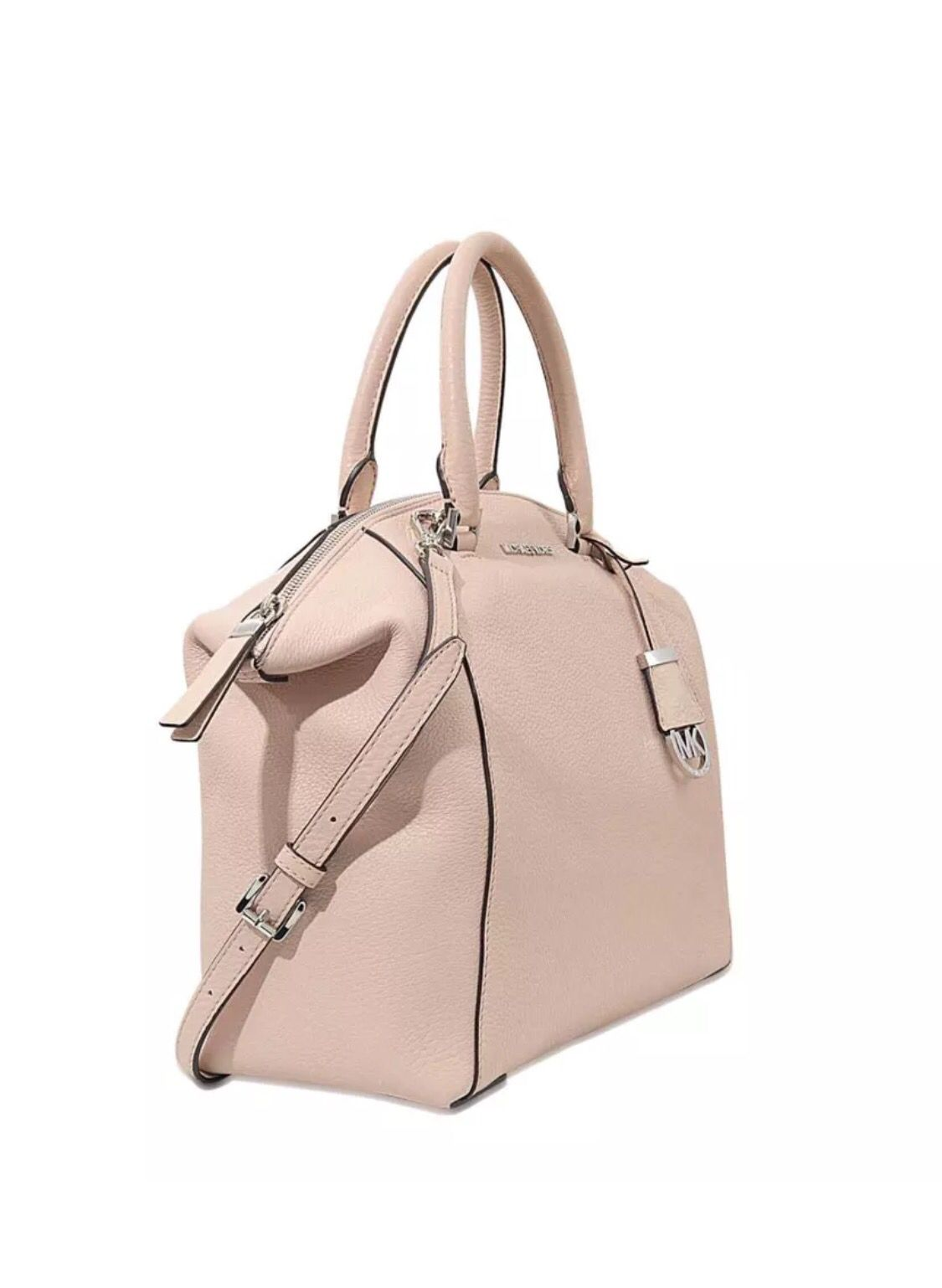 6cab2b43c27a Michael Kors Riley Large Satchel Ballet