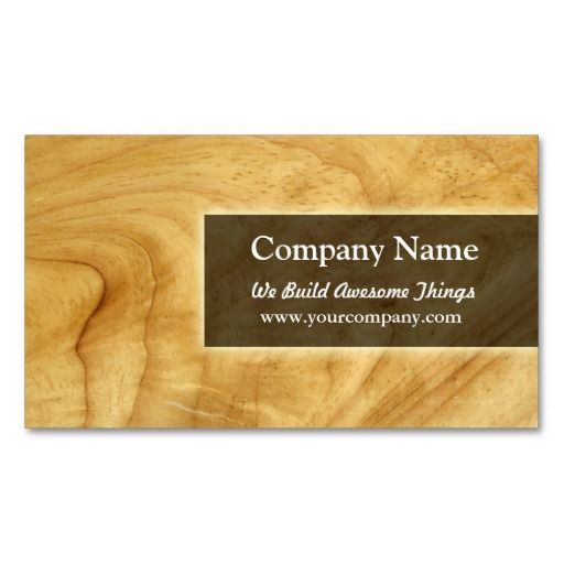 Constructioncarpentry Business Card Construction Business Cards