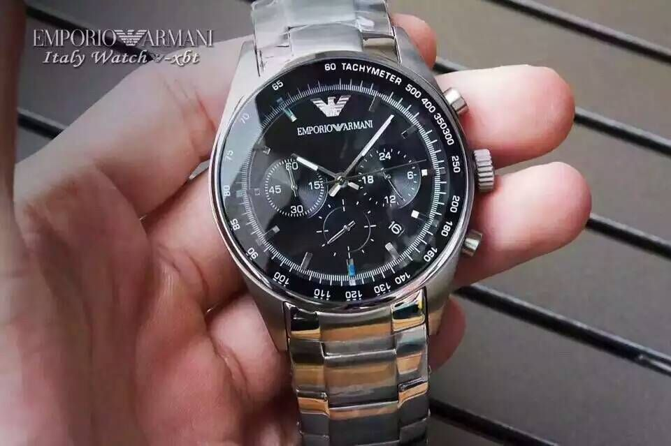 armani watch serial number checker
