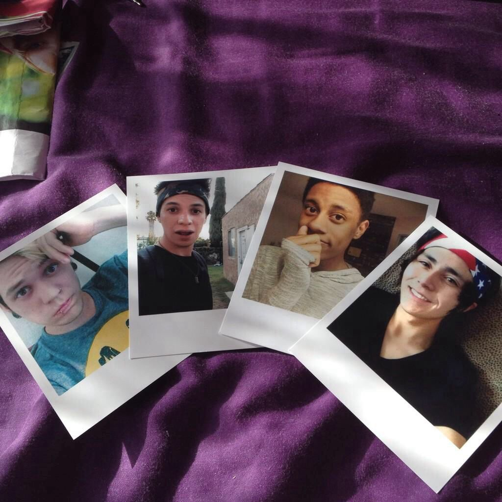 Love these photos Polaroid film, Guys, Photo