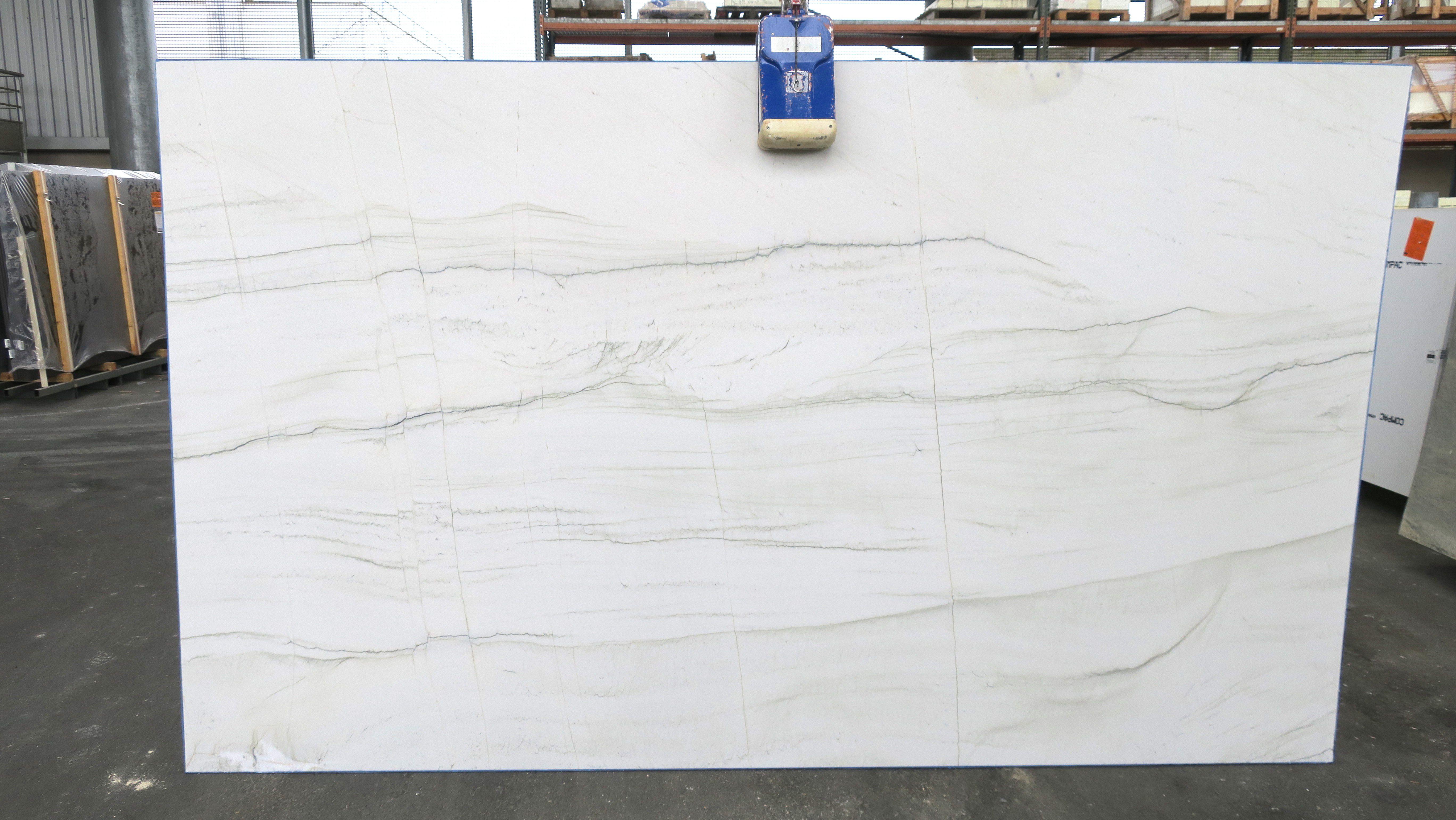 Mont Blanc De Chez Spadaccini. Granit Blanc Destiné Au Plan De Travail De  Cuisine,