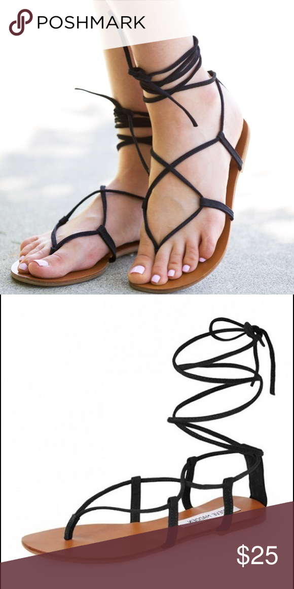 39a7ebf5f0f Steve Madden WERKIT Gladiator Sandals Brand new without box. Price ...