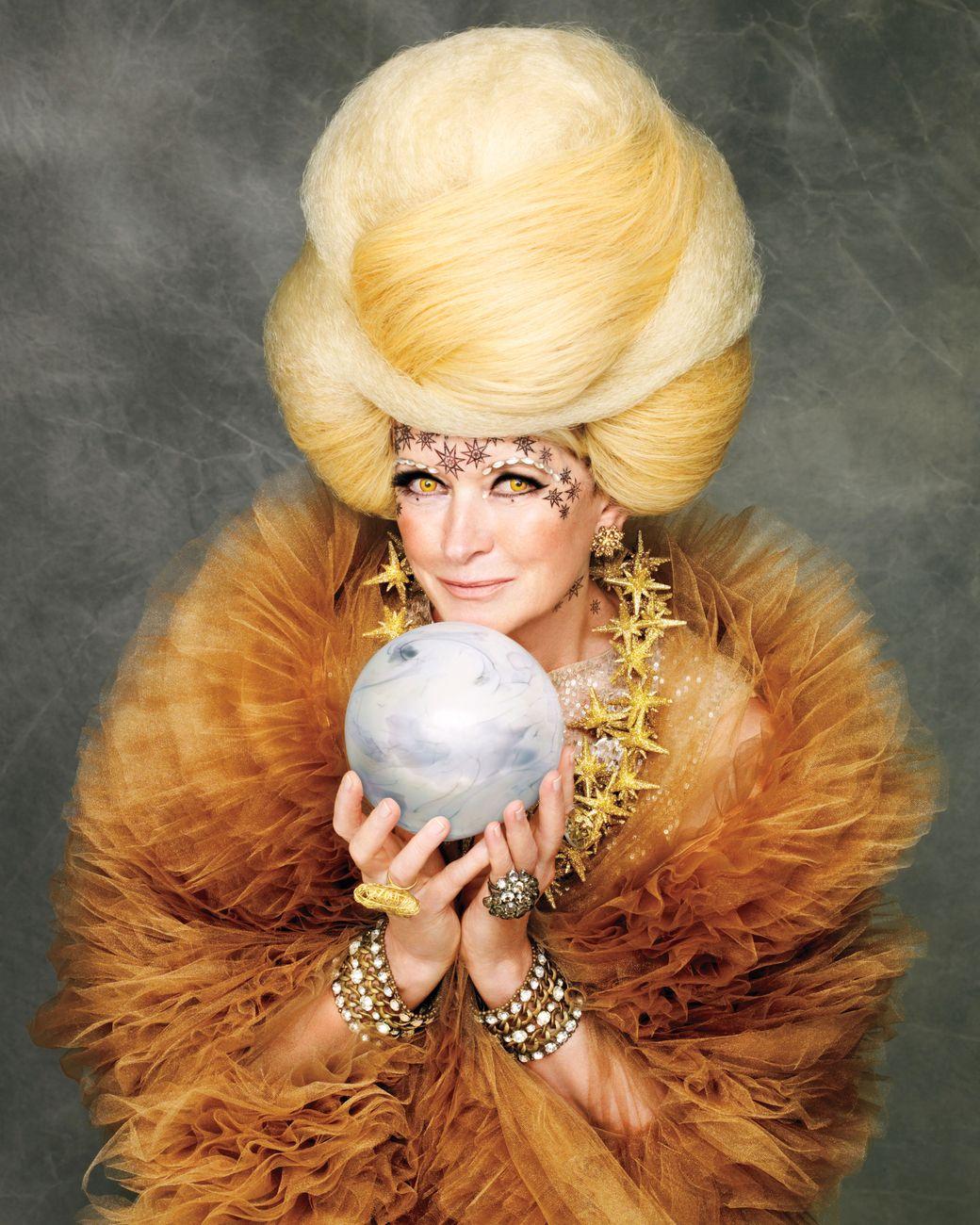Martha S Spellbinding Sorceress Costume Halloween Pinterest