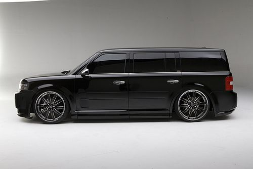 Want My Flex To Look Like This Ford Flex Car Ford Ford Suv