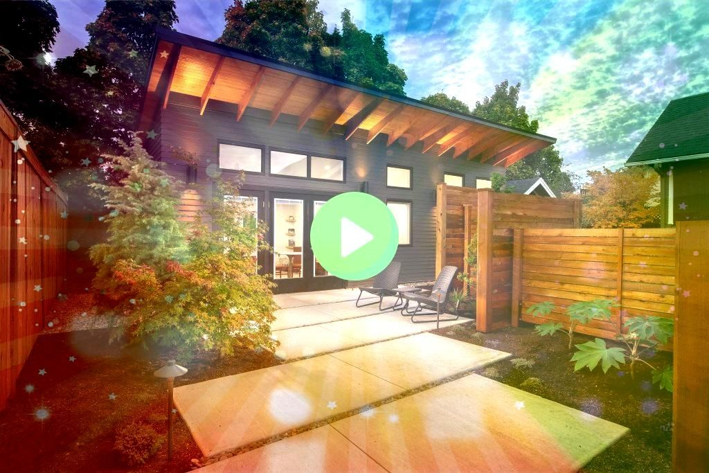 Small Live Large Portlands Accessory Dwelling Unit Tour  Accessory DwellingsBuild Small Live Large Portlands Accessory Dwelling Unit Tour  Accessory Dwellings Prefab Home...