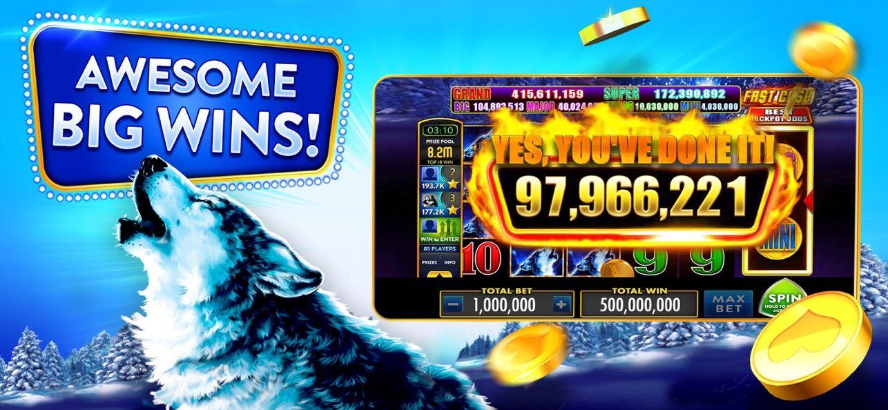 réalisateur de casino Slot Machine